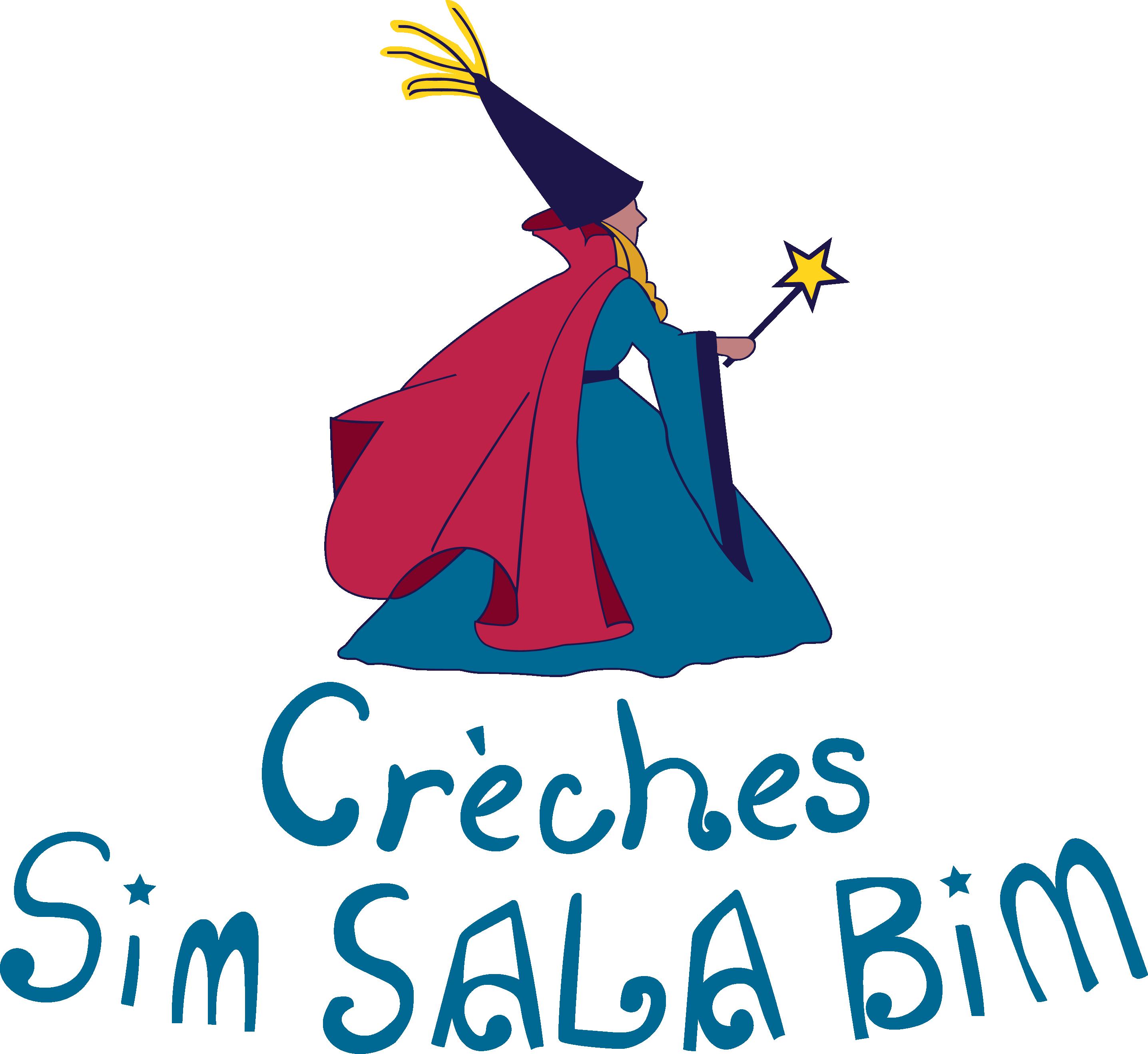 Logo+Fée Creche Sim Sala Bim 1